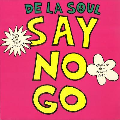 De La Soul – Say No Go (1989) (VLS) (FLAC + 320 kbps)