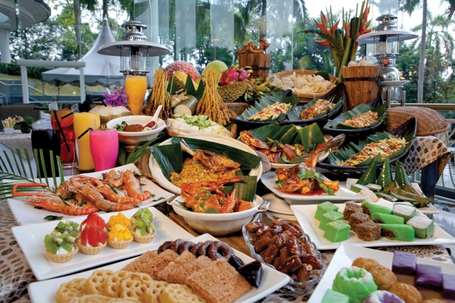 Top 5 Restaurants For Ramadhan Buka Puasa Buffet 2016