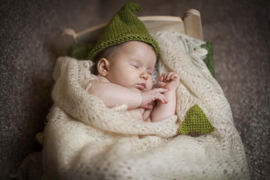 uyku-Çocuk-bebek-kap-yatak-eşarp