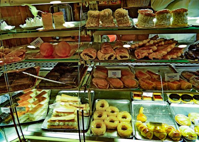 doces típicos de Ronda, Andaluzia