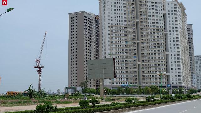 Hình ảnh chung cư Xuân Mai Sparks Tower
