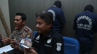 jupiter fortissimo ditangkap polisi