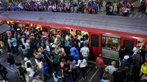Metro de Caracas y tren de los Valles del Tuy no prestan servicio este #9Mar