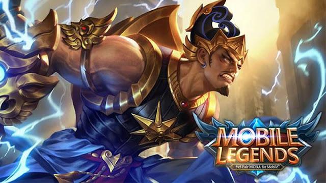 Hero Gatot Kaca Mobile Legends