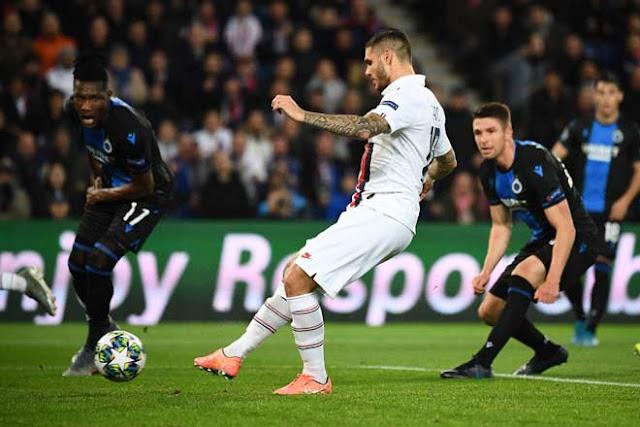 Video PSG 1-0 Club Brugge: Khoảnh khắc ngôi sao, vé sớm đẳng cấp