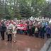 На Мемориале проходят мероприятия ко Дню Победы (Фото)