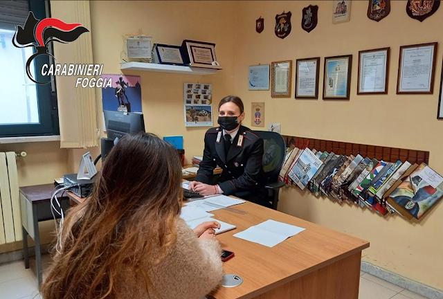 Motta Montecorvino (FG): in arresto coppia per maltrattamenti e atti sessuali su minori