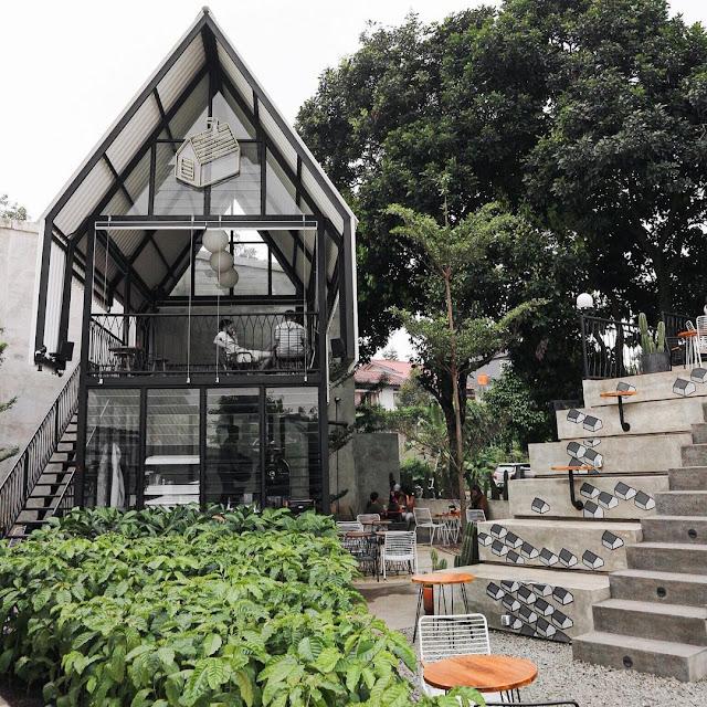 Kopi Nako Rumah Sangrai Bogor