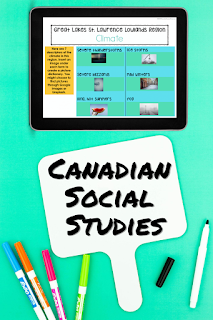 canadian geography made fun travel canada digital version for distance learning