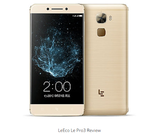 LeEco Le Pro3 Review