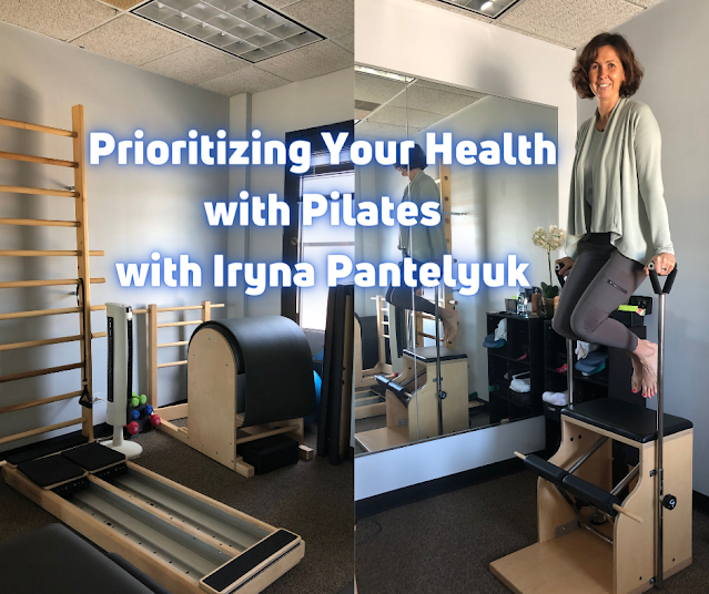 Improve Your Alignment, Breathing and Wellbeing with Pilates with Iryna Pantelyuk of Hidden Power Life Coaching & Pilates