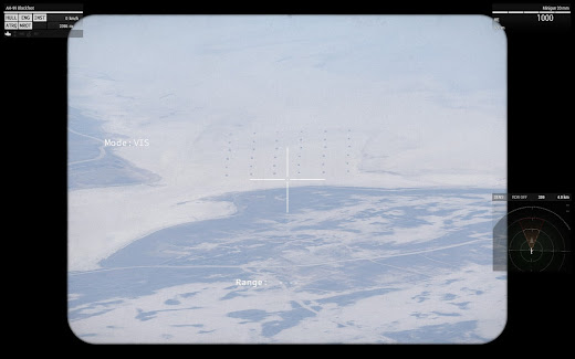 遠くの車両を見えるようにする Arma 3 用 MRB Air Visibility アドオン