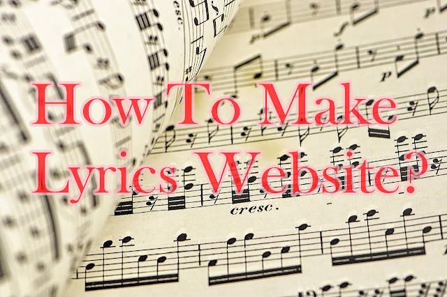 What is Lyrics Website
