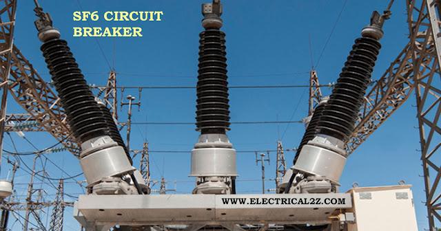 sf6 gas circuit breakers, sulfur hexafluoride breaker, sf6 breaker, gas circuit breaker @electrical2z