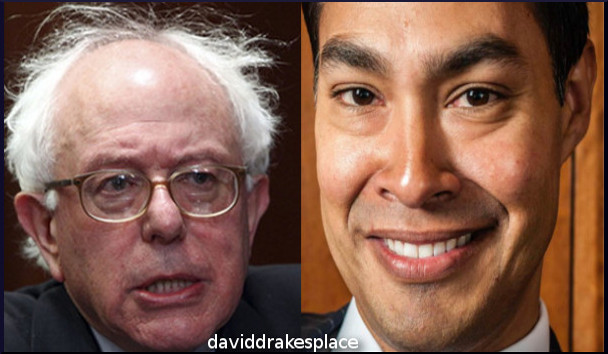 Drake's Place: Sanders and Castro to Speak at ISNA,