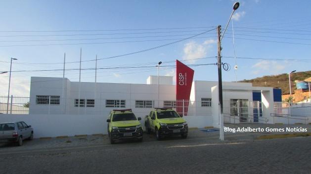 Prédio do CISP de Mata Grande corre risco de desabamento, afirma Sindpol