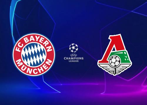 Bayern Munich vs Lokomotiv Moscow -Highlights 09 December 2020