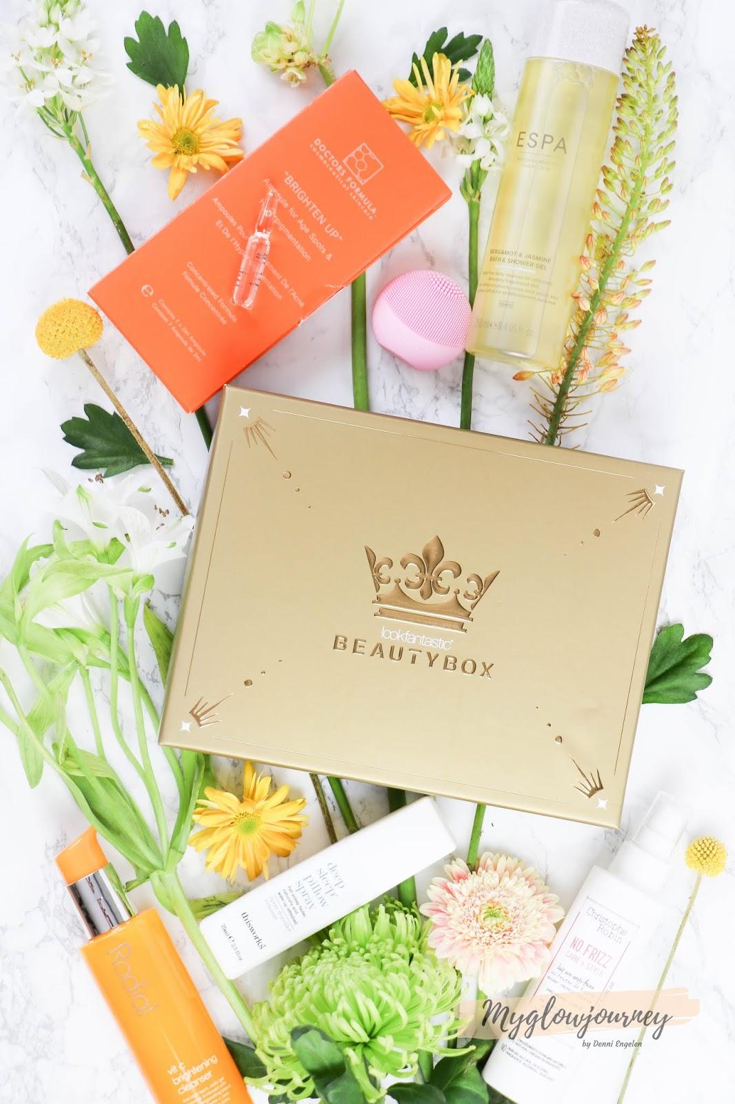 Lookfantastic The Royal Box