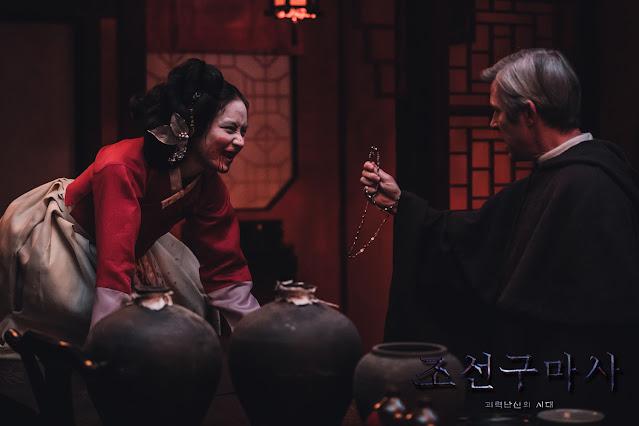 Joseon Exorcist é cancelado pela SBS após polêmicas, entenda o que rolou