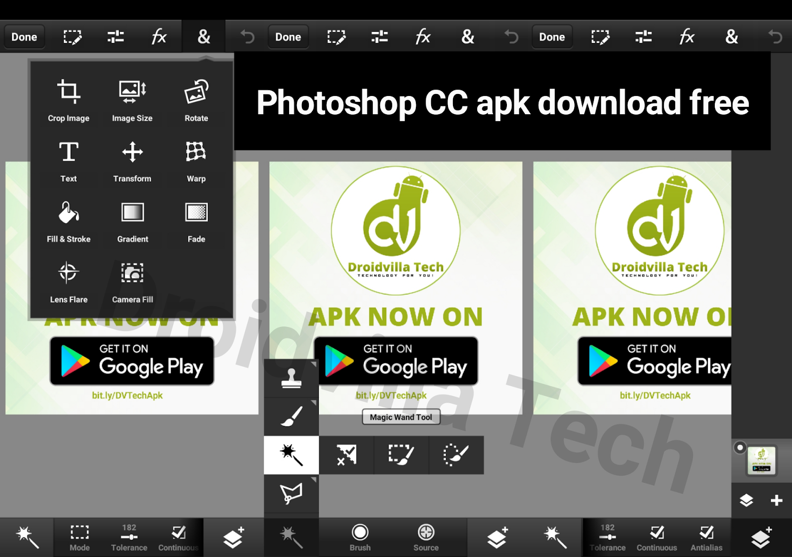 Photoshop touch cc apk download