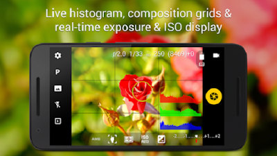 Camera FV-5 Pro v3.3.1 Apk Free Download