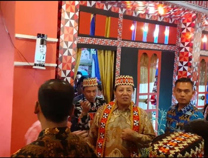 Gubernur Lampung Turut Meriahkan Liwa Fair 2019