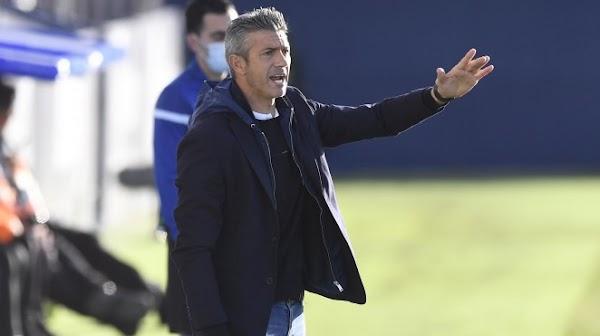Oficial: Leganés, destituido el técnico José Luis Martí