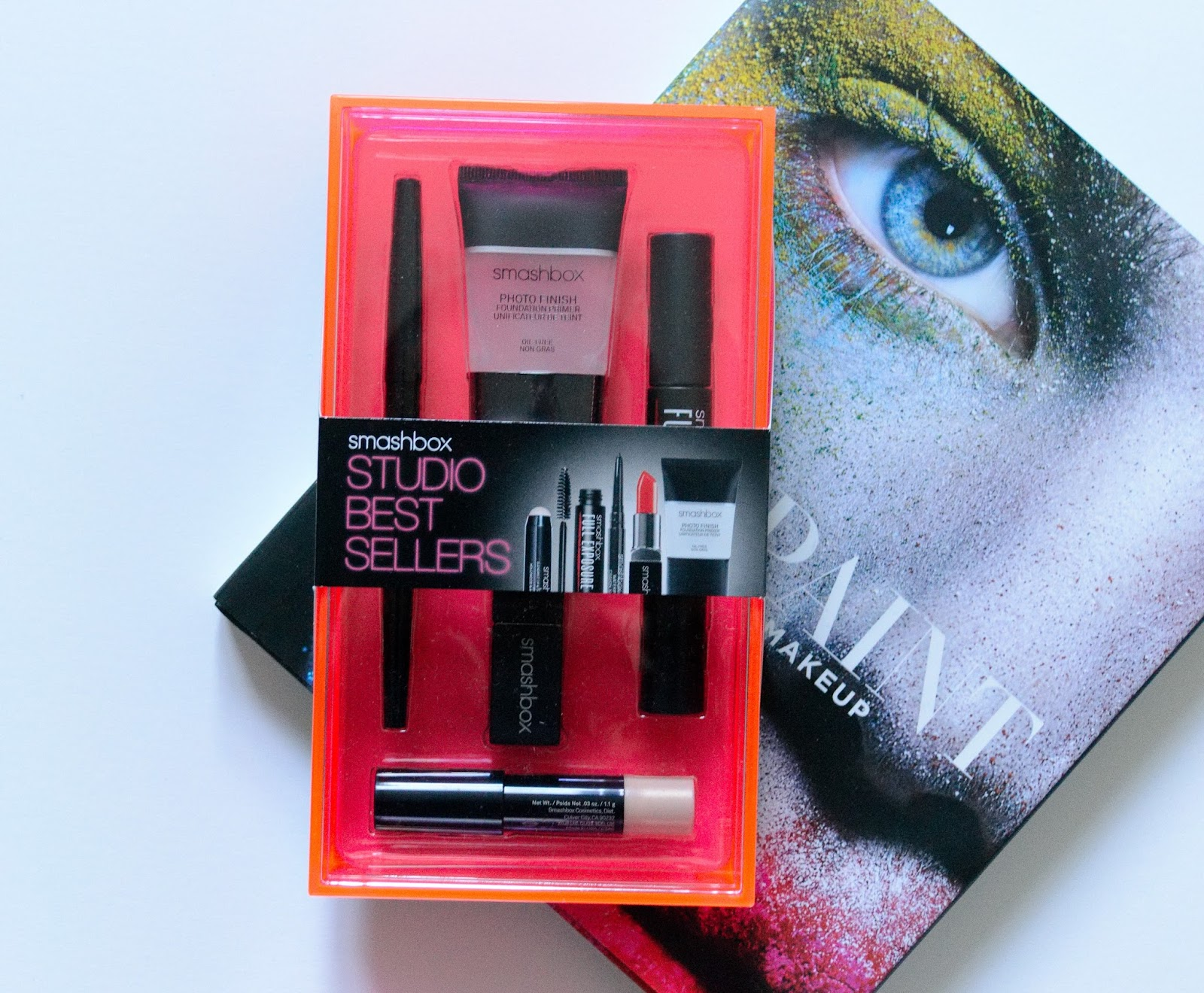 Smashbox Light It Up Studio Best Sellers Review - Aspiring Londoner