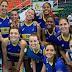 Brasil perde para a Colômbia, mas conquista Sul-Americano de vôlei feminino