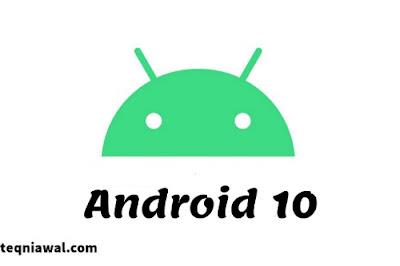 أندرويد 10 - android 10