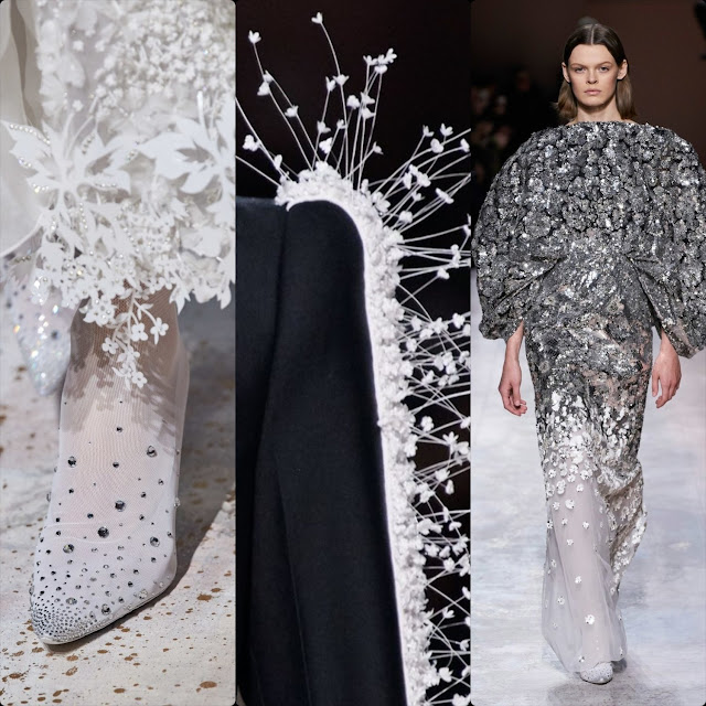 Givenchy Haute Couture Spring Summer 2020 Paris. RUNWAY MAGAZINE ® Collections
