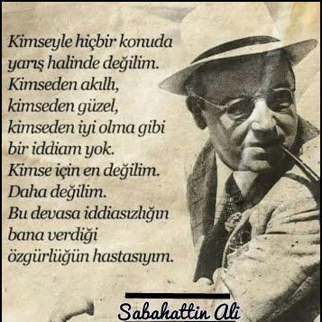 Sabatttin Ali - Kimse