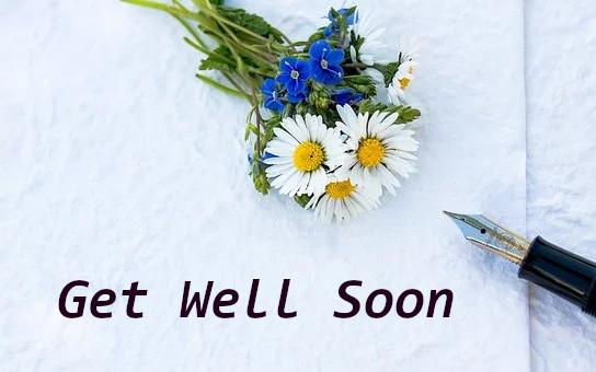 Get Well Soon.Get Well Soon.