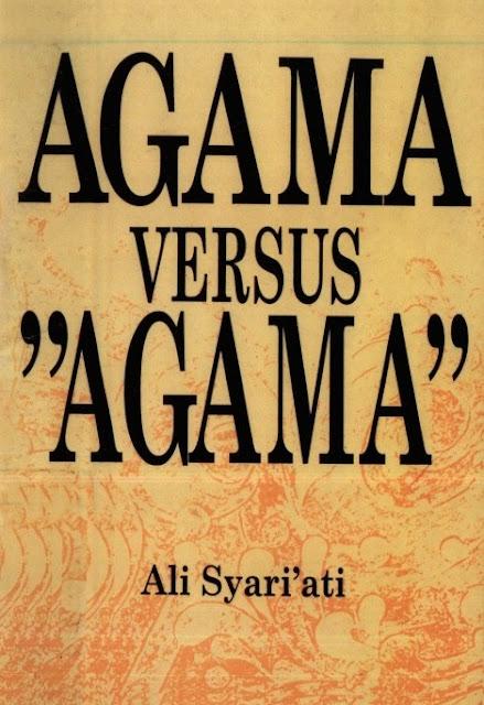 download buku agama versus agama ali syaraiati