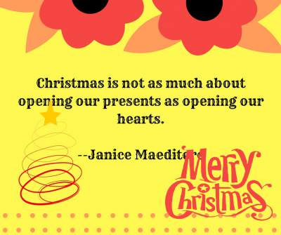 Best and famous christmas quotes images