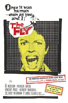 Original poster art for THE FLY (1958)!
