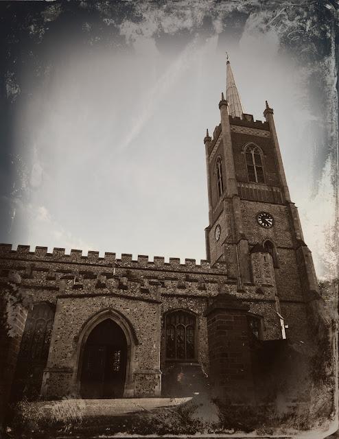 St Michael's Church - Bishops Stortford