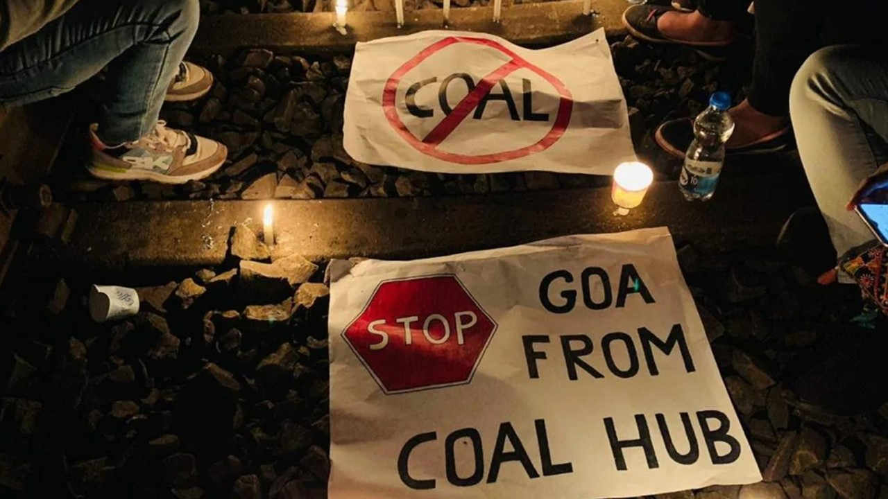 goa protest environment climate change carl sagan quotes