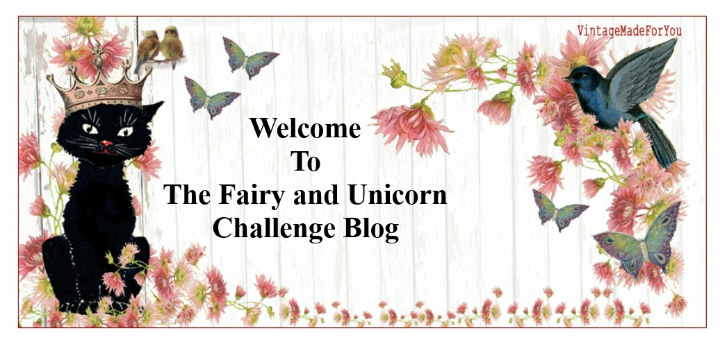 "Morgan's proudly sponsor ""The Fairy & the Unicorn Challenge"""