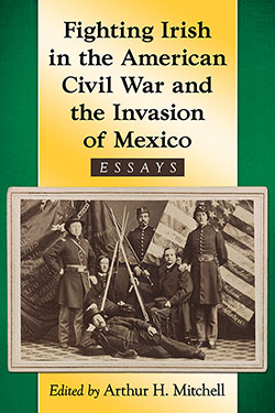 Booknotes Fighting Irish In The American Civil War And The Invasion  There Are Eighteen Scholarly Essays In Total The Pair Of Mexican War  Chapters In  Examples Of Thesis Statements For Argumentative Essays also The Thesis Statement In A Research Essay Should  Essay Tips For High School