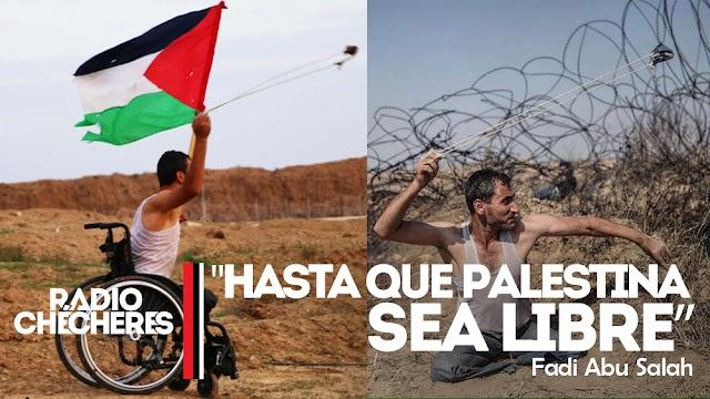 """""""La ONU legalizó el despojo de Palestina"""": George Simán"""