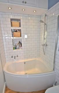bathtub size
