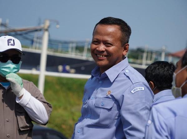OTT Menteri KKP Edhy Prabowo, KPK Duga Terkait Penetapan Calon Eksportir Benur