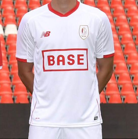 This is the new Standard Liège 17-18 away strip. 4d6b7015c