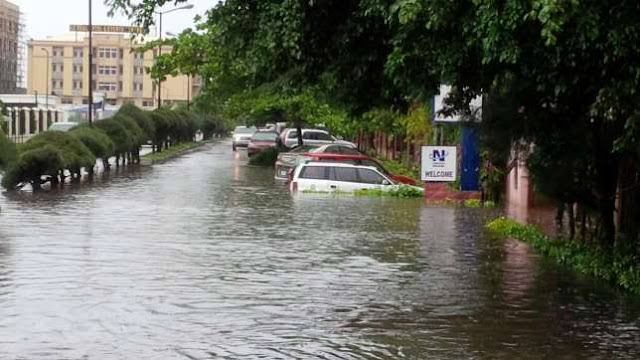 Lagos alerts on rise in sea water level, flooding of low line areas