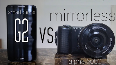 mirrorless camera, Nikon mirrorless, Canon mirrorless camera, Canon vs Nikon, smartphone vs mirrorless camera, DSLR camera vs mirrorless camera