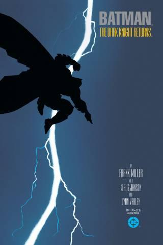 Batman - The Dark Knight Returns #1 Comic PDF