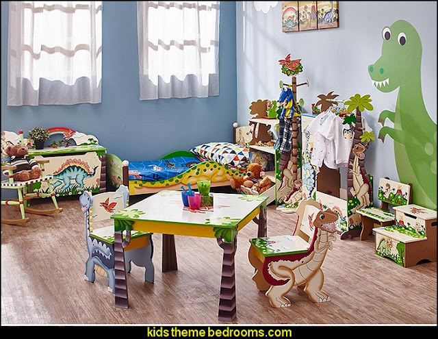 Fantasy Fields - Dinosaur Kingdom - Dinosaur bedroom furniture