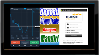 deposit olymp trade mandiri