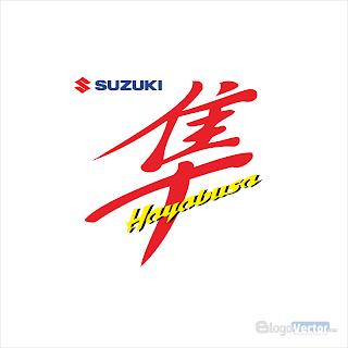 Suzuki Hayabusa Logo vector (.cdr)